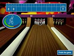 無料ゲームのAcro Bowlingをプレイ