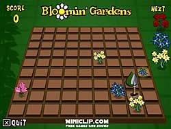 無料ゲームのBloomin Gardensをプレイ