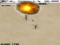 無料ゲームのDesert Strikeをプレイ