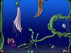 The Sea Of Glomp game