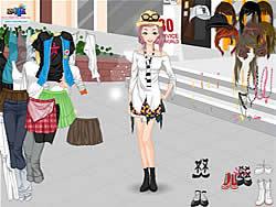 เล่นเกมฟรี Dress Store Show Up