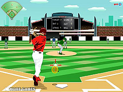 Играть бесплатно в игру Baseball League