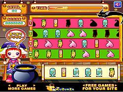 Food Finder game