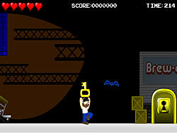 Gioca gratuitamente a Alkie Kong 2