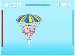 Gioca gratuitamente a Baby Chute