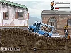 Prison Bus Driver oyunu