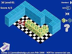 Gioca gratuitamente a Crates 3D