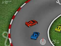 3D Racing na laro