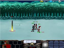 Играть бесплатно в игру Stick War 2