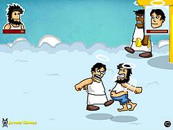 Hobo 7 - Heaven game