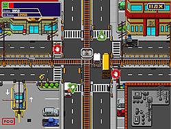 Играть бесплатно в игру Traffic Mania