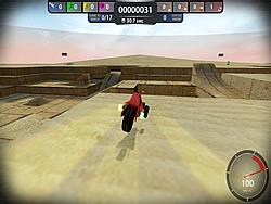 Stuntmania Online oyunu