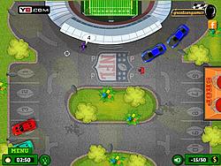 Super Bowl Valet Parking game