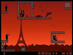 Spiel das Gratis-Spiel  Ricochet Kills 3 Level Pack