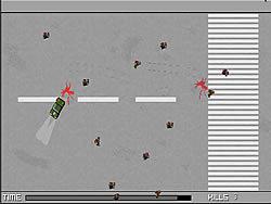 Играть бесплатно в игру Pedestrian Killer