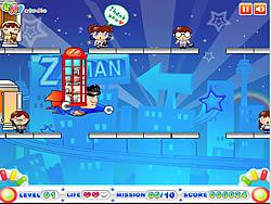 Gioca gratuitamente a Z-Man 707