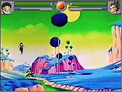 Gioca gratuitamente a Dragonball Z Tournament