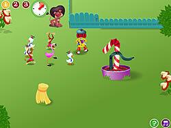 Gioca gratuitamente a JoJo's Funny Farm Parade