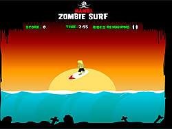 Gioca gratuitamente a Zombie Surf