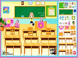 Gioca gratuitamente a Classroom Make Over