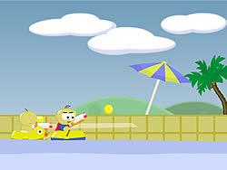 Играть бесплатно в игру Raft Wars 2