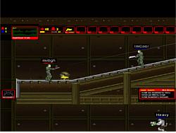 gun warriors game