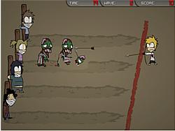 Juega al juego gratis Zombies Mayhem 2