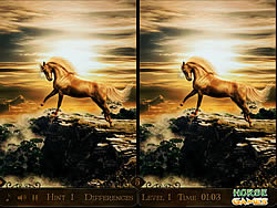 Permainan Horse Differences