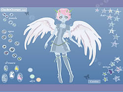 Fairy Dress Up game