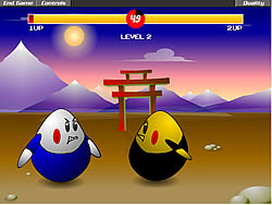 Gioca gratuitamente a Egg Fighter
