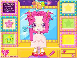 เล่นเกมฟรี Sue Hair Styling 3