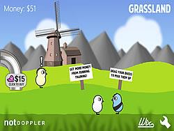 เล่นเกมฟรี Duck Life 4