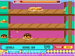 Играть бесплатно в игру Chef Susie's Awesome Treats