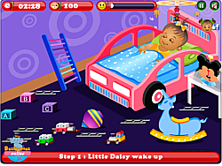 Little Daisy Christmas Eve oyunu