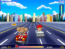 Angel Power Racing game