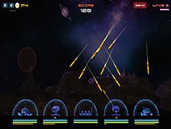 Играть бесплатно в игру Ballistic Command