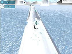 Играть бесплатно в игру Snowball Adventure