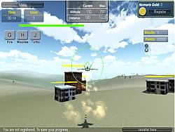 Играть бесплатно в игру War in the Skies