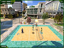 juego Super Volleyball Brazil