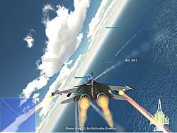 Juega al juego gratis Air Battle 3D