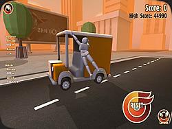 Jogar jogo grátis Turbo Dismount