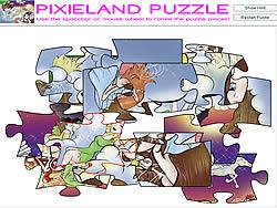 Pixieland Puzzleゲーム