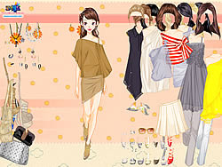 jeu Cocktaildress Dress Up