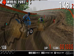 4 Wheel Fury 2 game