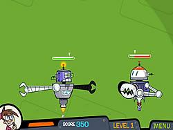 Gioca gratuitamente a Battle of the Futurebots