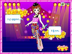 Gioca gratuitamente a Dancer Dressup 2