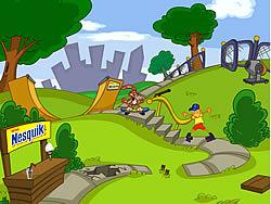 Играть бесплатно в игру Nesquik Quest