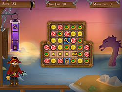 Pirate Chains game