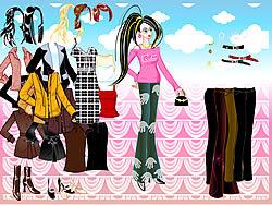 Gioca gratuitamente a Chique Fashion Dressup