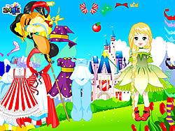 Gioca gratuitamente a Fairytale Doll Dressup